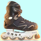 Jump-Spin Artistic Inline Skates With Height Adjustable Toe Stop