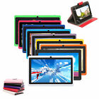"iRulu 7"" Android 4.4 Dual Core Cam A33 16GB 1.5GHz Multi-Color Tablet PC w/ Case"