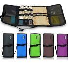 Portable Cable Organizer Bag USB Flash Drive Case can put Accessories Carry Gift