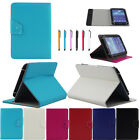 Universal Flip Leather Cover Case Stand for 9.7 10 10.1 10.5 inch Tablet PC
