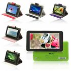 "IRULU 7"" 2G Phablet Tablet 8GB Dual Core Bluetooth WIFI Android 4.2 Green w/Case"