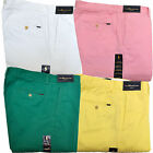 New Polo Ralph Lauren Slim Fit Chinos Mens Suffield Pant Flat Front All Sizes