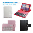 "For Samsung Galaxy Tab 3 10.1"" P5200/P5210 Bluetooth Keyboard Cover Leather Case"