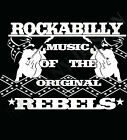 Rockabilly T-Shirt Rebellen Rock & Rolle Fünfziger Herren Damen Rockers Greasers