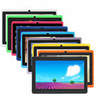"20 Pcs/Lot iRULU 7"" Android 4.4 Quad Core Dual Camera A33 8GB Multi-color Tablet"