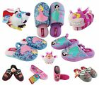 Girls Boys Disney Slippers Official Novelty Warm Cosy Funny Comfy Gift Present