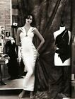 Free Shipping Maxi Bodycon White Strap Chic Bandage evening cocktail Gown/Dress