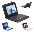 "iRulu eXpro X1 7"" HD Tablet 8GB Android 4.2 Dual Core Cam WIFI Black w/ Keyboard"