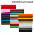 Polar Fleece Anti Pill Fabric Material, 21 Colours Cheap Price, Fat Quarters