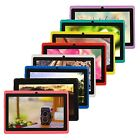 "Multi-Color 16GB 7"" A23 Jelly Bean Google Android 4.2 Tablet PC Dual Core 512MB"