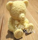 Bears silicone mold for fimo resin polymer clay fondant cake chocolate 0246
