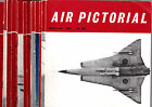 AIR PICTORIAL Magazines from 1958, 1960 & 1961