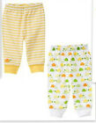 GYMBOREE Brand New Baby Preemie 0-3 Month Choice NWT Striped Yellow Turtle Pants