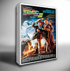 BACK TO THE FUTURE 3 FILM POSTER GICLEE CANVAS ART PRINT *Choose your size