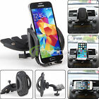 Car CD Dash Slot Mount Holder Dock For iPod iPhone Android Phone GPS S5/S4 5/5S
