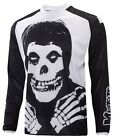 One Industries Misfits MX ATV Black/White Jersey S-2XL