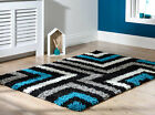 Nordic Tides Rugs - Blue & Grey