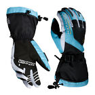 Katahdin Snow Gear Holeshot Gloves Light Blue XS-4XL