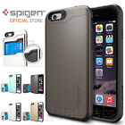 "Spigen Slim Armor CS Card Slider Holder Protective Case iPhone 6 (4.7"") FULLPKG"