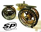NEW - South Pacific Advance Fly Reel suits all fly fishing rods lines leaders