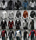 Various Hot Mens Top Designed Hoodie Jacket Coat Long Sleave Sport Sweater Shirt