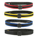 "TACTICAL AIRSOFT PANTBALL IPSC 1.5"" NYLON BELT WITH PLASTIC HOLDER MULTI COLORS"