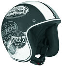 Vega X-380 X380 Old Skool Open Face Helmet 2013