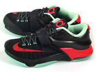 Nike KD 7 VII EP Good Apple Yeezy Black/Red-Medium Mint Kevin Durant 653997-063