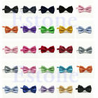 Fashion New Adjustable Men's Polka Dot Bow Tie Polyester Wedding Prom Party