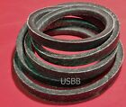 "Premium Kevlar Snow Blower Replacement Belt for John Deere,  Sears 5 8"" x 114"""