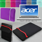 Notebook Laptop Ultrabook Chromebook Bag Sleeve Case cover For 11 13 15 Acer