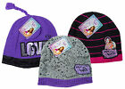 Girl's Disney VIOLETTA Knitted Winter Beanie Fashion Hat 3 to 12 Years NEW