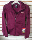 The North Face Womens Osito 2 Fleece Jacket- #c782- S, M, L Xl - Parlour Purple