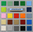 LEGO - 1x1 Square Tiles - PICK YOUR COLORS Smooth Finishing Flat Mosaic Bulk Lot