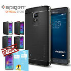 (IN STOCK) Spigen Neo Hybrid Soft Case Cover w Bumper for Samsung Galaxy Note 4