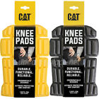 Caterpillar Knee Pads Insert for Work Pants PACK of 2 CAT CW-91 Black Knee pad