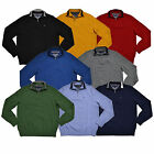 Tommy Hilfiger Sweater Mens Half Zip Pullover Mock Neck Collared S M L XL XxL