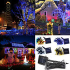 10M 60 LED String Fairy Lights Christmas Party Garden Lawn Decoration Solar