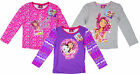 Girl's Mia and Me Fairy Long Sleeve Cotton T-Shirt Fashion Top 3 4 6 8 Years NEW