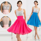 2014 New Rhinestone Homecoming Mini Party Cocktail Clubwear Prom Dress Ball Gown
