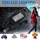 Waterproof 12V 3A5A8A AU Power Supply Charger Transformer Adapter 5050 3528 LED