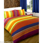 LUXURY PERCALE CO-ORDINATE FITTED BED SHEETS VARIOUS COLOURS AND SIZES