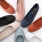 BN Womens Casual Work Soft Padded Ballet Flats Shoes Loafers Moccasins Oxfords