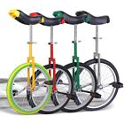 "20"" Wheel Unicycle w/ Free Stand 1.75"" Skidproof Butyl Tire Cycling Bike Cycle"