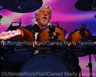 MOODY BLUES PHOTO GRAEME EDGE 8X10 Concert Photo by Marty Temme 1A DRUMS