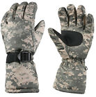 winter gloves acu digital camo thermoblock long wrist insulated rothco 4755