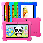 7 8GB Android 4.4 Multi Touch Quad Core Tablet PC For Kids Edition Bundle Case
