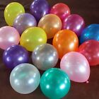 100pcs 10 inch Latex Helium Thickening Round Wedding Party Birthday Balloon