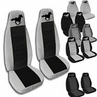 2008 to 2012 Ford Mustang Seat Covers fits a Coupe or Convertible and any GT