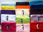 personalised PENGUIN design,egyptian face flannel,various colours price inc P&P